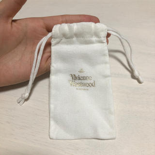 ヴィヴィアンウエストウッド(Vivienne Westwood)のvivienne westwood 巾着(ポーチ)