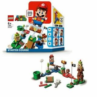 Lego - 新品未使用 レゴ マリオとぼうけんのはじまり スターターセット 71360