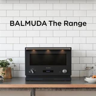 BALMUDA - バルミューダ ザ・レンジ ブラック