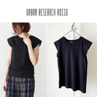 ROSSO - 19SS 美品 URBAN RESEARCH ROSSO フレンチTシャツ