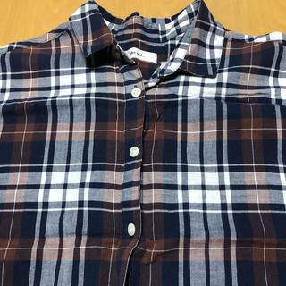 ニコアンド(niko and...)のニコアンドワイドシャツ(Tシャツ(半袖/袖なし))