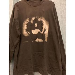 フィアオブゴッド(FEAR OF GOD)のSADE T/シャーデーTシャツ(Tシャツ/カットソー(七分/長袖))