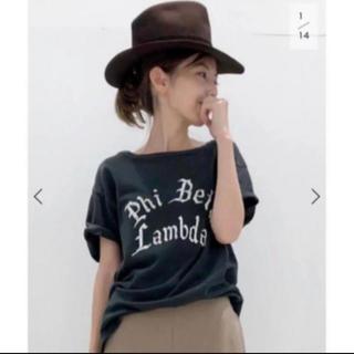 L'Appartement DEUXIEME CLASSE - L'Appartement REMI RELIEF Lambda Tシャツ