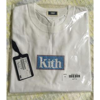 Supreme - 白M kith モザイク Tシャツ box logo ボックス 新品 国内正規品
