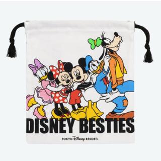Disney - きんちゃく*ディズニー DISNEY BESTIES