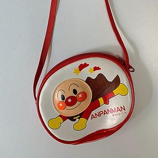 アンパンマン(アンパンマン)の美品 アンパンマン  ミニショルダーバッグ ポシェット(ポシェット)