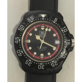 タグホイヤー(TAG Heuer)のお値下げ!【タグホイヤー】383.513/1 フォーミュラ1 デイト 200M(腕時計(アナログ))