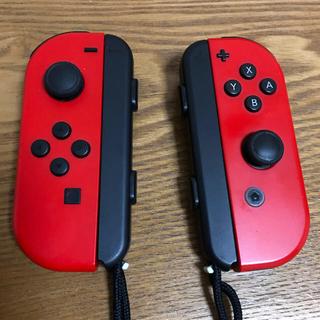 Nintendo Switch - Switch Joy-Con スーパーマリオオデッセイ レッド