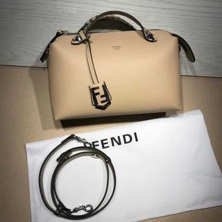 FENDI - FENDI フェンディバイザウェイグレージュ