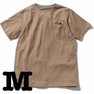 THE NORTH FACE - THE NORTH FACE ノースフェイス シンプル ポケット Tシャツ M