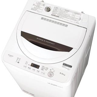 SHARP - SHARP 全自動洗濯機