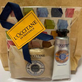 L'OCCITANE - L'OCCITANE 石鹸とハンドクリーム