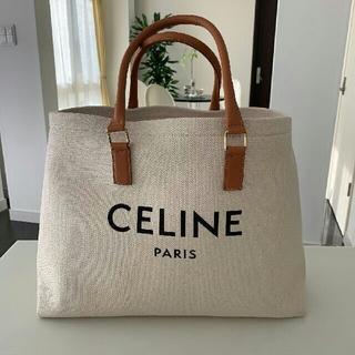 celine - CELINE  ホリゾンタル キャンバス