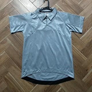 アディダス(adidas)のアディダス半袖スポーツシャツ(シャツ/ブラウス(半袖/袖なし))