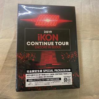 アイコン(iKON)の2019 iKON CONTINUE TOUR ENCORE IN SEOUL((ミュージック)