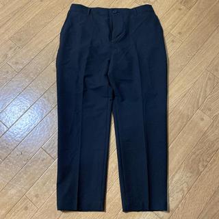 ムジルシリョウヒン(MUJI (無印良品))の無印良品 黒 パンツ Lサイズ(その他)