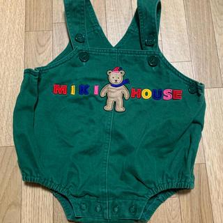 mikihouse - ミキハウス ダルマオール