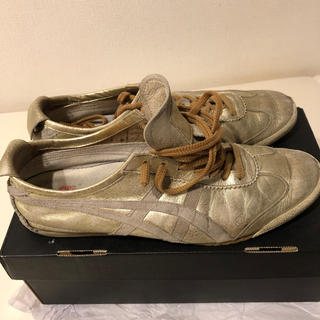 Onitsuka Tiger - オニツカタイガーMEXICO66 DELUXE NIPPON MADE 26cm