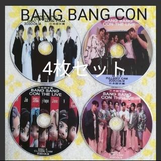 防弾少年団(BTS) - BTS✨BANG BANG CON THE LIVE 💕DVD4枚セット