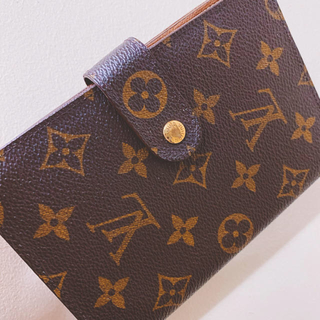 LOUIS VUITTON - 美品 ルイヴィトン  財布 モノグラム