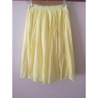 エヌナチュラルビューティーベーシック(N.Natural beauty basic)のn.natural beauty basic スカート  (ひざ丈スカート)
