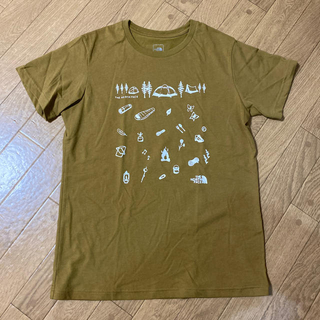 THE NORTH FACE - ノースフェイス Tシャツ レディース Lサイズ