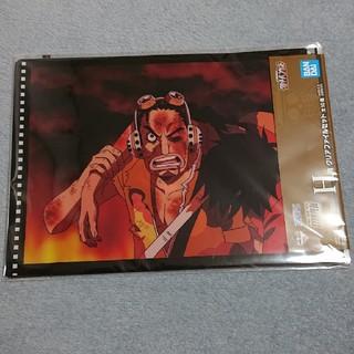バンダイ(BANDAI)のワンピース グレートバンケット 一番くじ H賞 クリアファイル(クリアファイル)