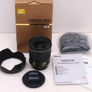 Nikon - 新品同様 Nikon AF-S NIKKOR 24mm f/1.8G ED