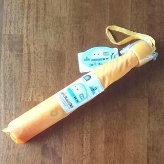 サンリオ(サンリオ)の新品未使用【SHINKANSEN】子供用 折りたたみ 傘 50㎝(傘)