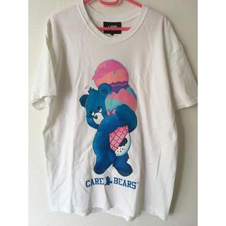ミルクボーイ(MILKBOY)のmilkboy Care Bears ICE CREAM ケアベア Tシャツ(Tシャツ/カットソー(半袖/袖なし))