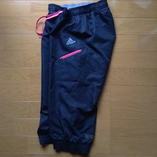 アディダス(adidas)のadidas トレーニングパンツ XSサイズ 七分丈🐳(その他)