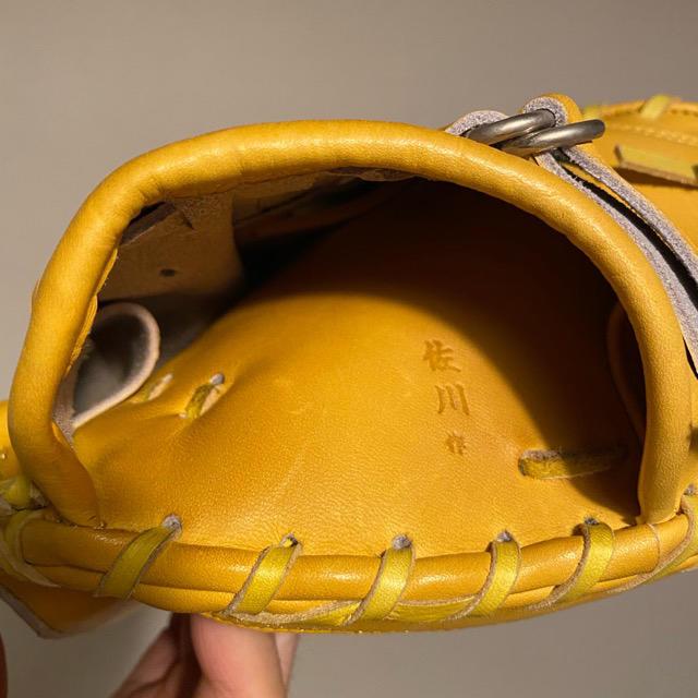 Tamazawa(タマザワ)の【タマザワ】TAMAZAWA トレーニングミット  スポーツ/アウトドアの野球(グローブ)の商品写真