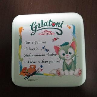 ディズニー(Disney)のディズニー ジェラトーニ キャンディ缶(キャラクターグッズ)