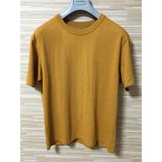 UNIQLO - 【美品】UNIQLO U(ユニクロユー)Tシャツ