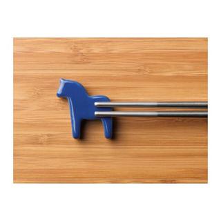 イケア(IKEA)の即日発送! IKEA ダーラナホース箸置き(カトラリー/箸)