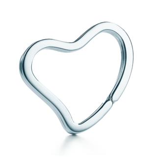 ティファニー(Tiffany & Co.)の新品未使用 Tiffany & Co. オープンハートキーリング(キーホルダー)