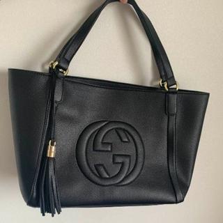 Gucci - グッチ ソーホー トート ショルダーバック