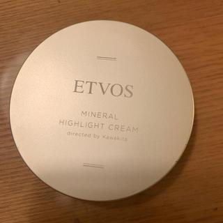エトヴォス(ETVOS)のエトヴォス ミネラル ハイライトクリーム(フェイスカラー)