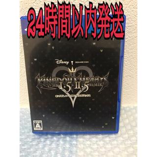 PlayStation4 - キングダム ハーツ -HD 1.5+2.5 リミックス-