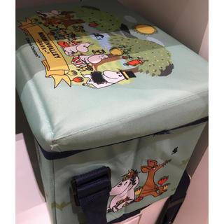 【新品】ムーミンバレーパーク限定 保冷BOX 1点