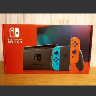 Nintendo Switch - 【新品】Nintendo Switch 任天堂スイッチ ネオンブルー/レッド