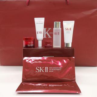 エスケーツー(SK-II)のSKII ピテラ エクスペリエンス キット5 新品(サンプル/トライアルキット)