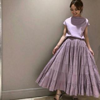 BEAMS - 美品 MARIHA マリハ 草原の虹のスカート