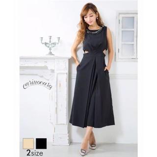 dazzy store - 新品☆ウエストカットアウトノースリーパンツドレス