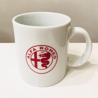 アルファロメオ(Alfa Romeo)のALFA ROMEO  マグカップ 新品未使用 アルファロメオ(グラス/カップ)