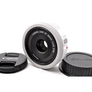 Canon - ❤️大人気単焦点レンズ♪❤️Canon EF 40mm STM❤️