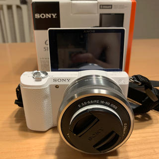 SONY - ◆SONY α5100 ズームレンズキット カメラ ミラーレス