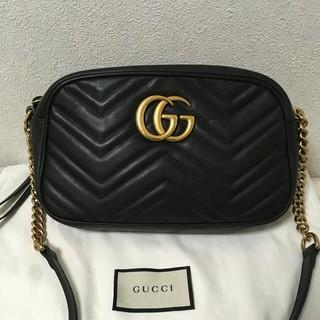 Gucci - グッチ GUCCI マーモント ショルダーバッグ