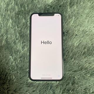 Apple - iPhone X Space Gray 256 GB docomo