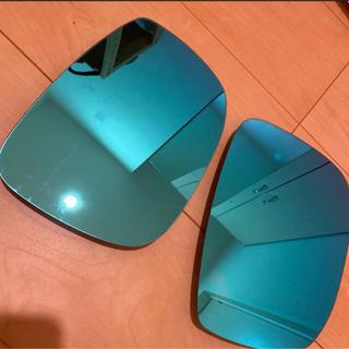 マツダ(マツダ)のマツダ 純正 ブルー ミラー cx-5  kf(車種別パーツ)